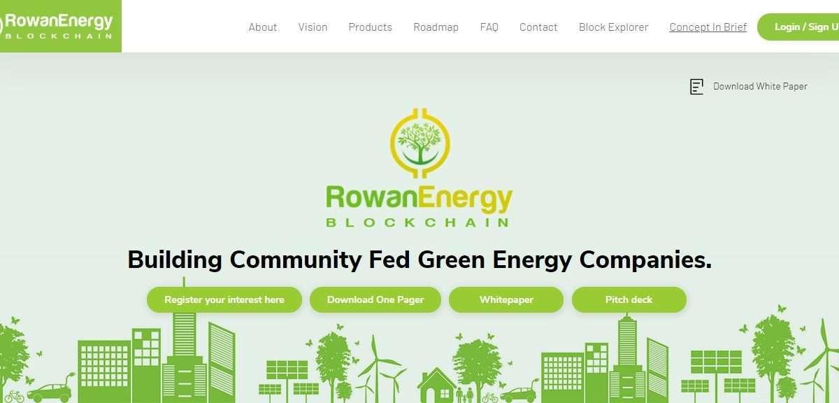 rowanenergy.com