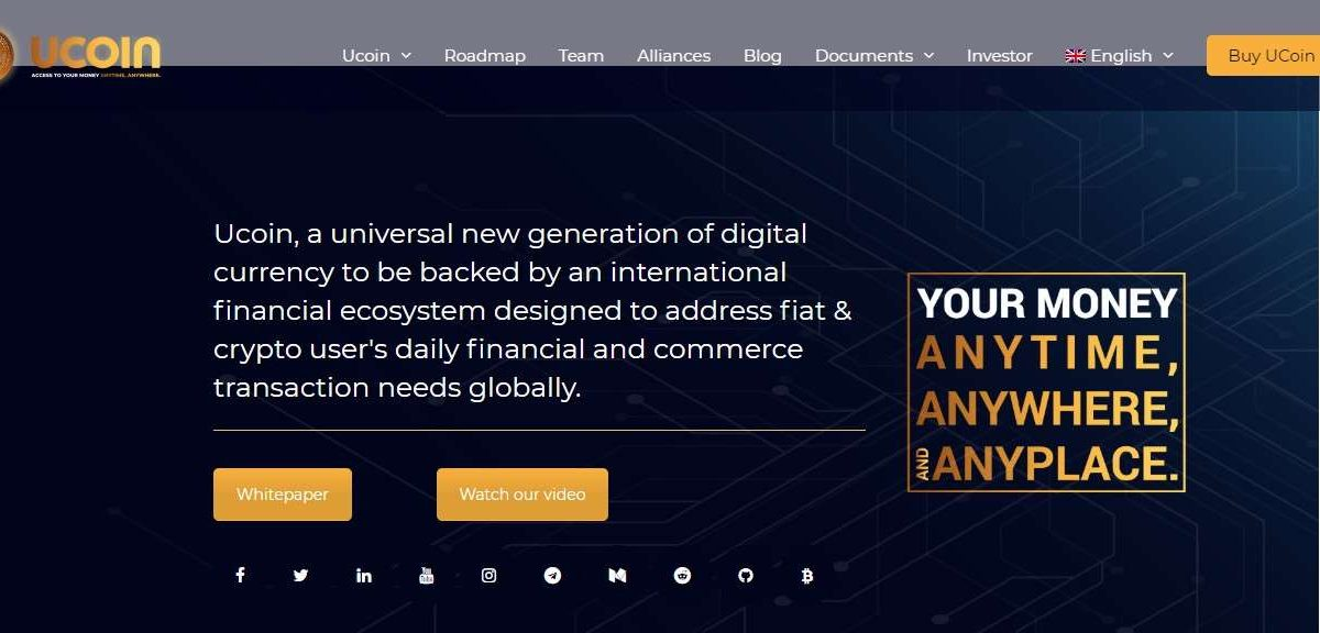 ucoincurrency.io
