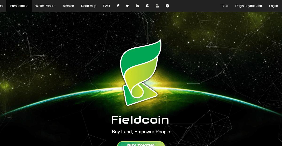 fieldcoin.io