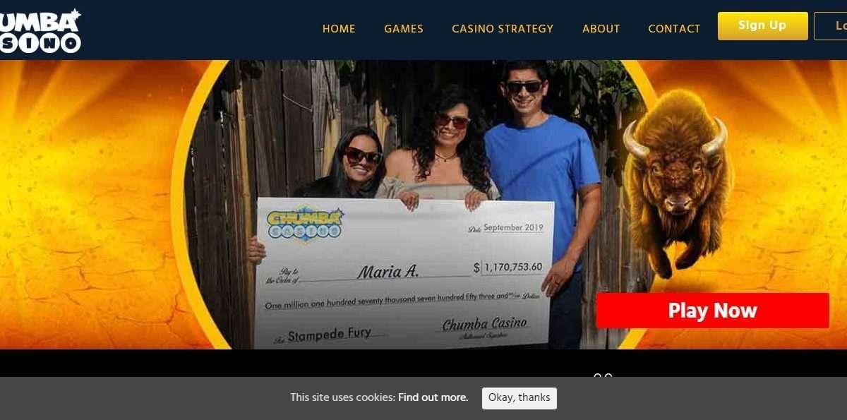Chumbacasino.com Casino Review : Chumba Casino Brings the Excitement