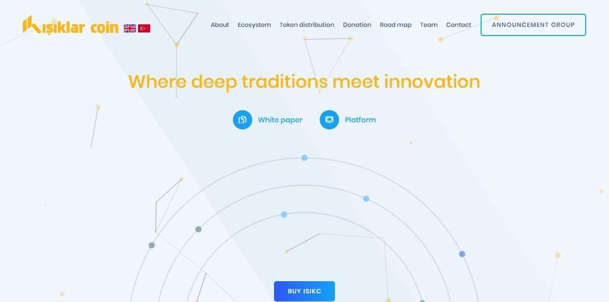 Isikc.io Ico Review : Where deep traditions meet innovation