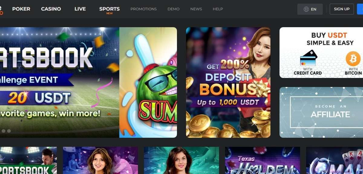 Ace Casino Review - A 100% First Deposit Bonus