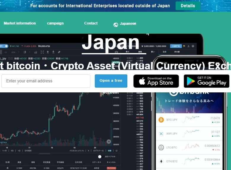 Bitbank Crptocurrency Exchange Review - Smart bitcoin・Crypto Asset (Virtual Currency) Exchange