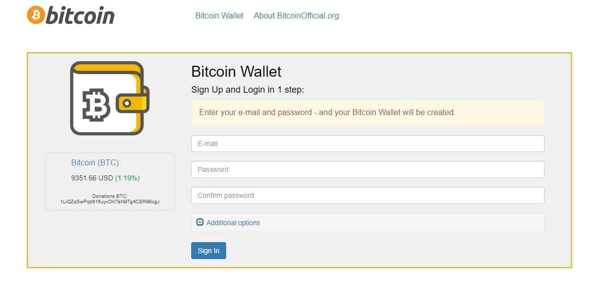 Bitcoin Wallet Review - Fast Transactions in the Bitcoin Network