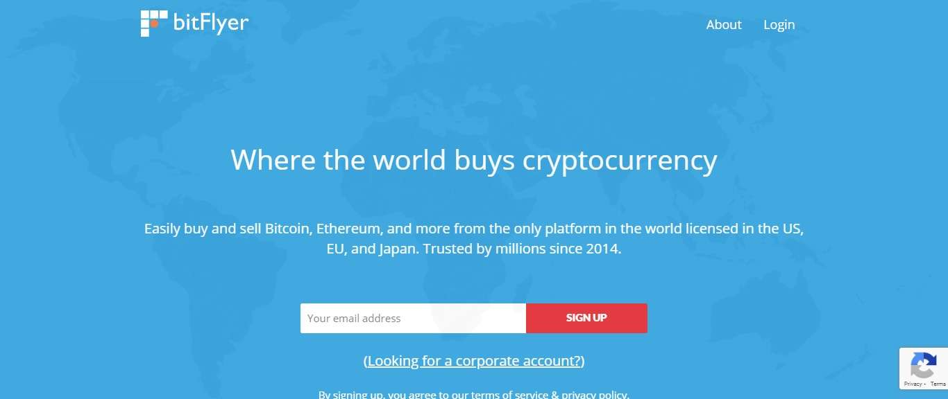 Bitflyer Cryptocurrency Exchange Review - Easily Buy and Sell Bitcoin, Ethereum