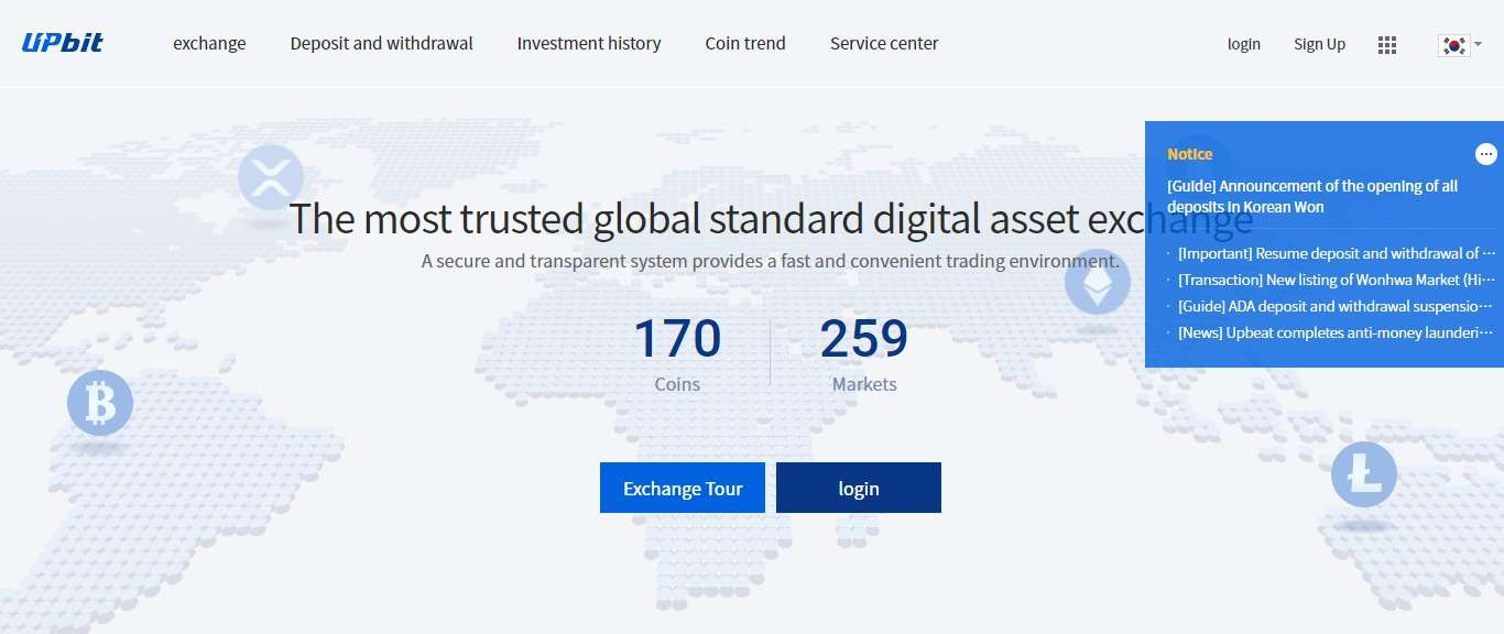 Upbit Cryptocurrency Exchange Review - Upbit Smarter And Easier
