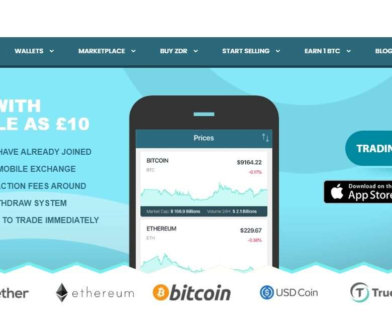 Zloadr Ico Review: Fast And Easy Mobile Exchange