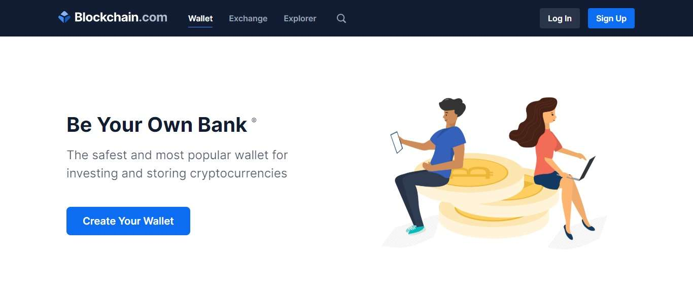 Blockchain Wallet Review - Join The World's Most Popular Crypto Wallet