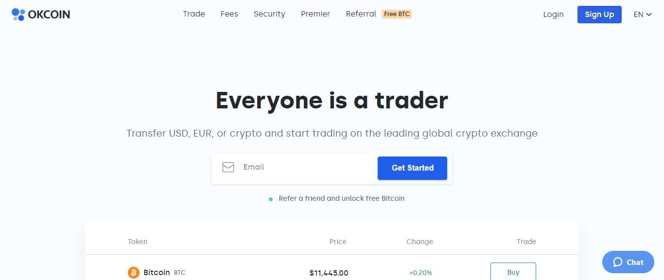 OKCoin Cryptocurrency Exchange Review - Everyone is a Trader