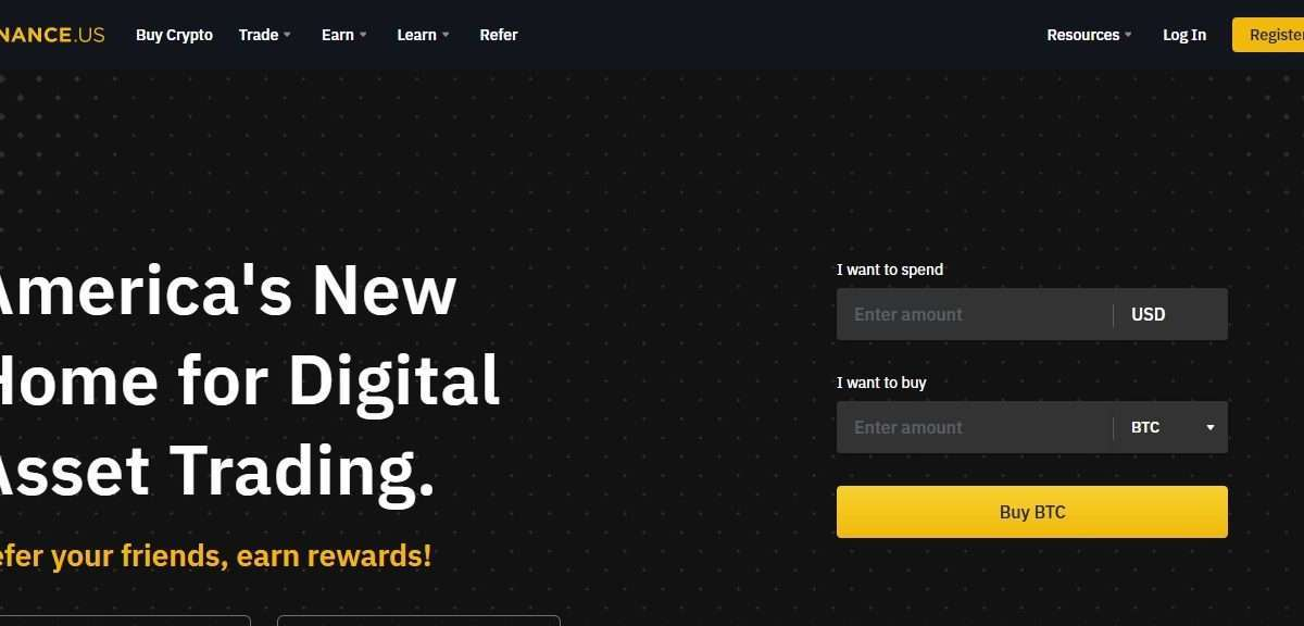 Binance.US Cryptocurrency Exchange Review - The Simplest Way to Stake
