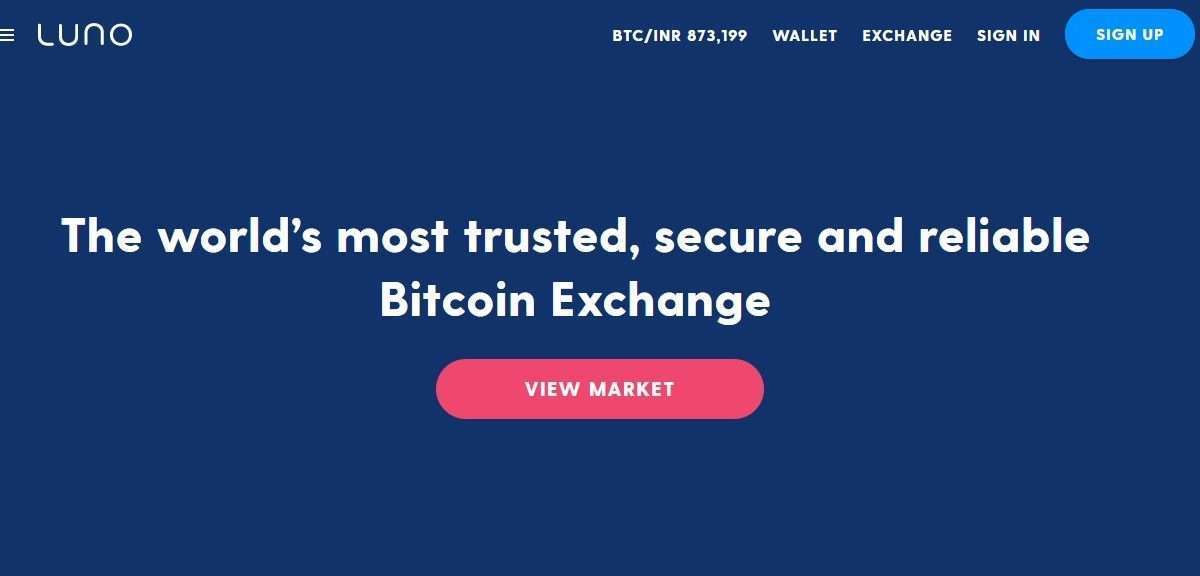 Luno Cryptocurrency Exchange Review - The World's Most Trusted, Secure and Reliable Bitcoin Exchange