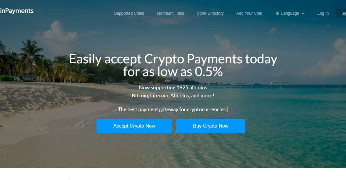 CoinPayments Wallet Review - Payments Today For as low as 0.5%