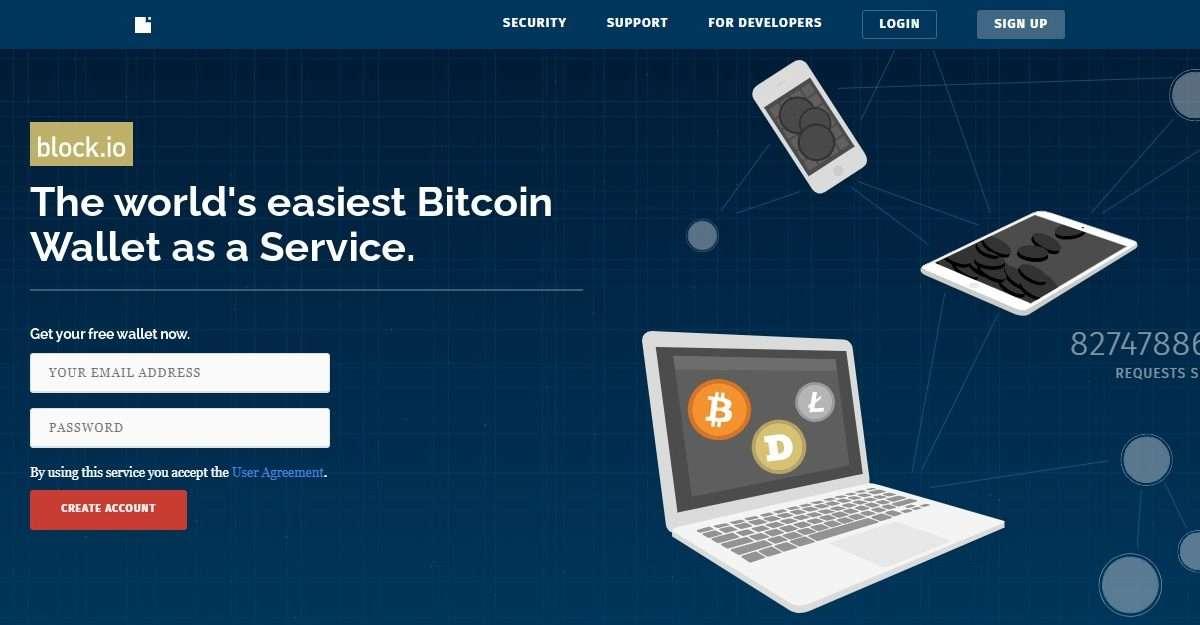 Block.io Wallet Review