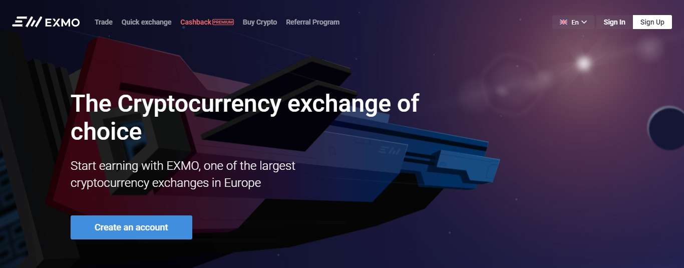Exmo Cryptocurrency Exchange Review - Trading is Easy With our Simple Interface