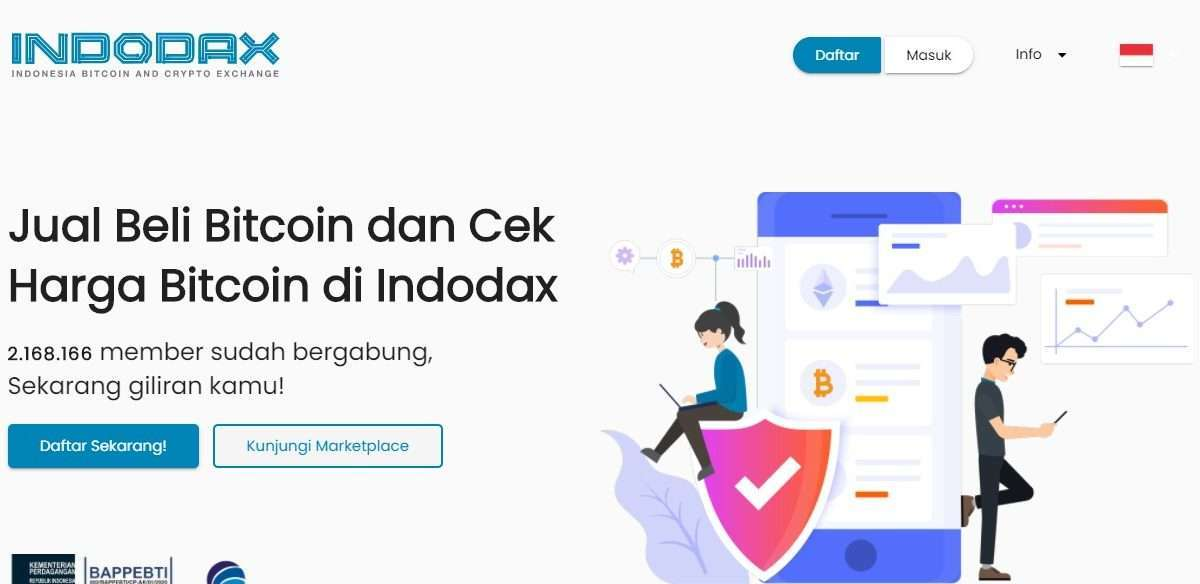Indodax Cryptocurrency Exchange Review - This Exchange is Open 24/7