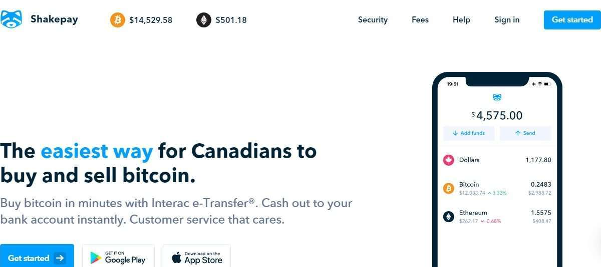 Shakepay Wallet Review - The Easiest way for Canadians to Buy and Sell bitcoin