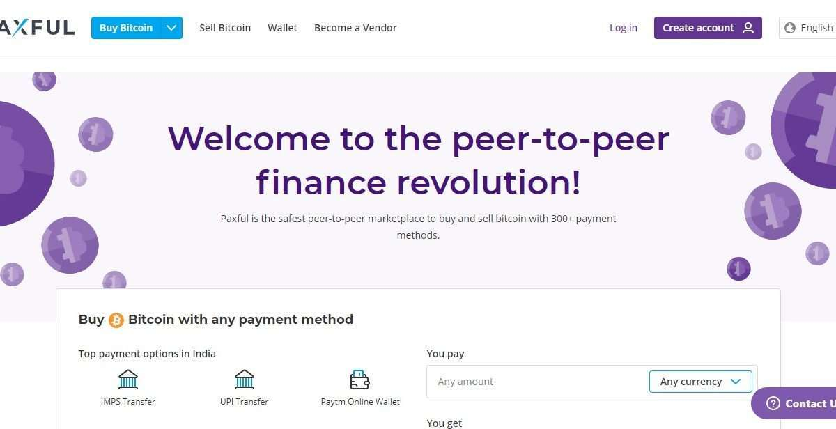 Paxful Cryptocurrency Exchange Review - Welcome to The Peer-to-Peer Finance Revolution!
