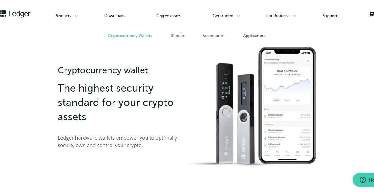 Ledger Wallet Review - Its Unique Technology
