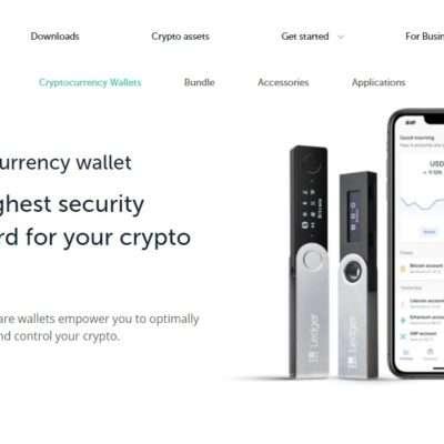 Ledger Wallet Review - Its Unique Technology