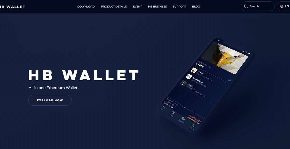 Hb-wallet Review - All in one Ethereum Wallet!
