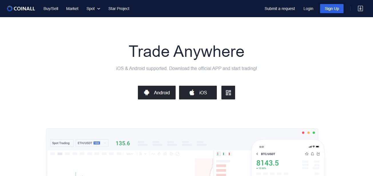 Coinall Wallet Review - Elite User Support and Profit Sharing, for All.