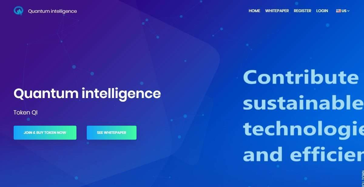 Quantum-intelligence Ico Review - To Change Everything in the World
