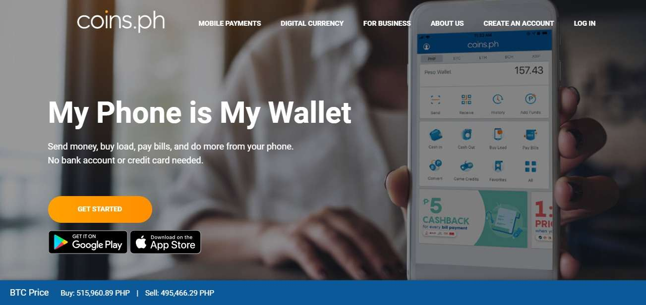 Coins.ph Wallet Review - My Phone is My Wallet