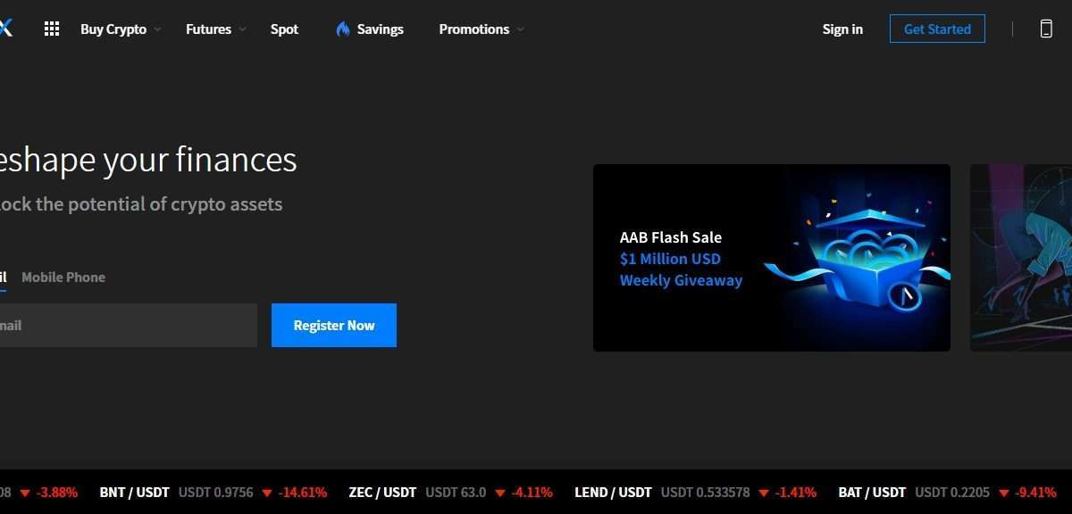 Aax Cryptocurrency Exchange Review - Secure Your Wealth With AAX