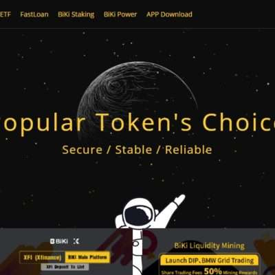 Biki Cryptocurrency Exchange Review - Popular Token's Choice