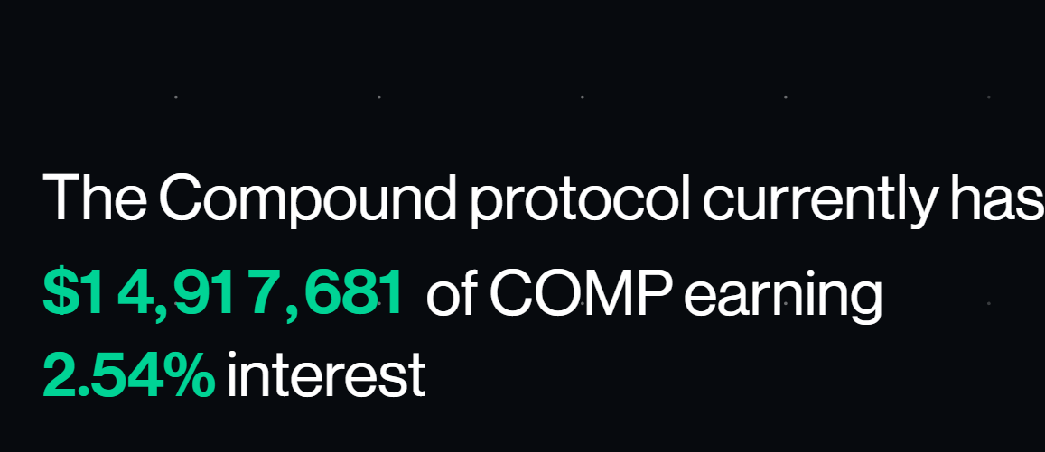 Compound Finance ( COMP ) Defi Coin Review