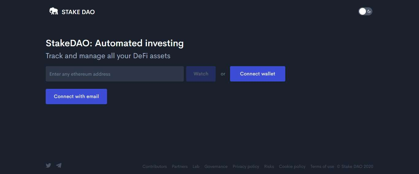 Stake DAO Airdrop Review: Automated investing
