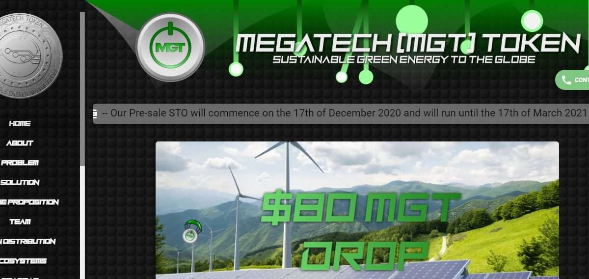 Megatech Airdrop Review: Get up to $1,500 worth of MGT Tokens