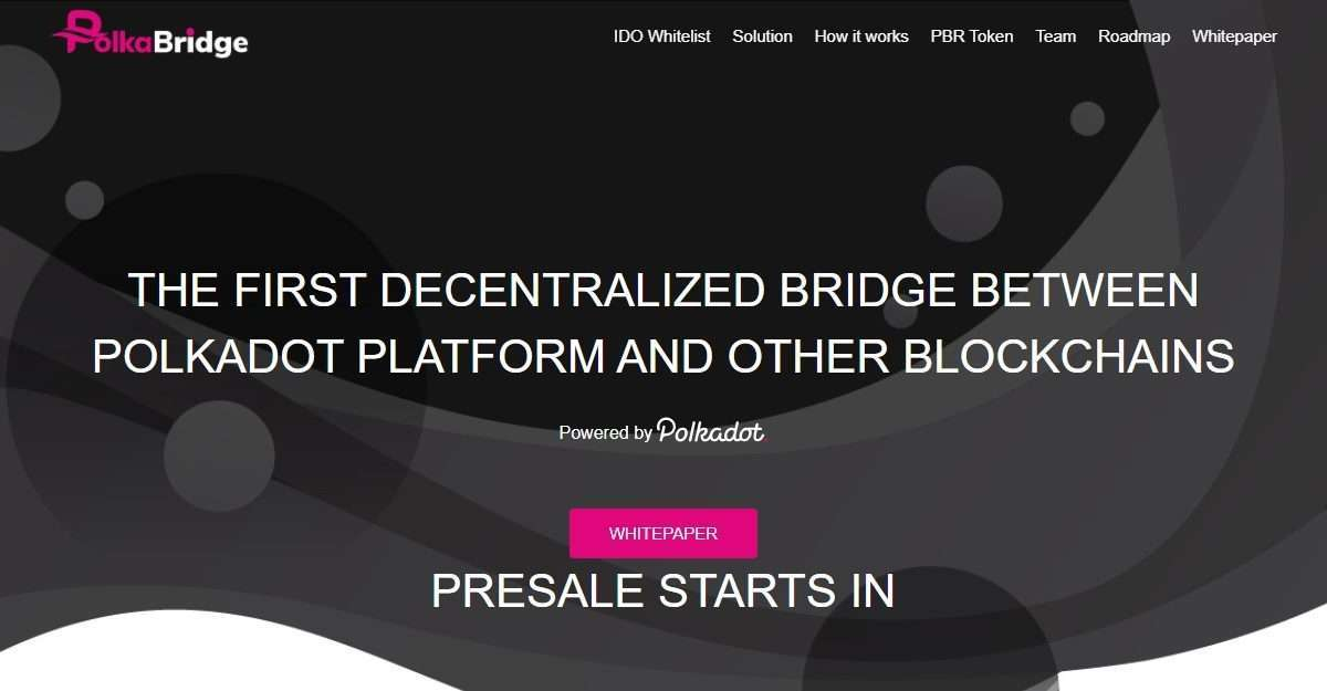 Polkabridge Airdrop Review: Also Get 50 PBR for Each Referral.