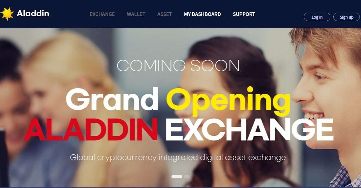 Aladdin Airdrop Review: How To Collect Lion Airdrop?