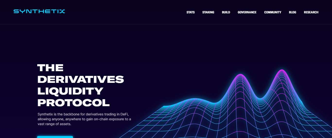 Synthetix Defi Coin Review : A New Era of Financial Tool