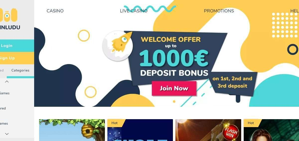 Winludu Casino Review: Winludu is a good mobile casino