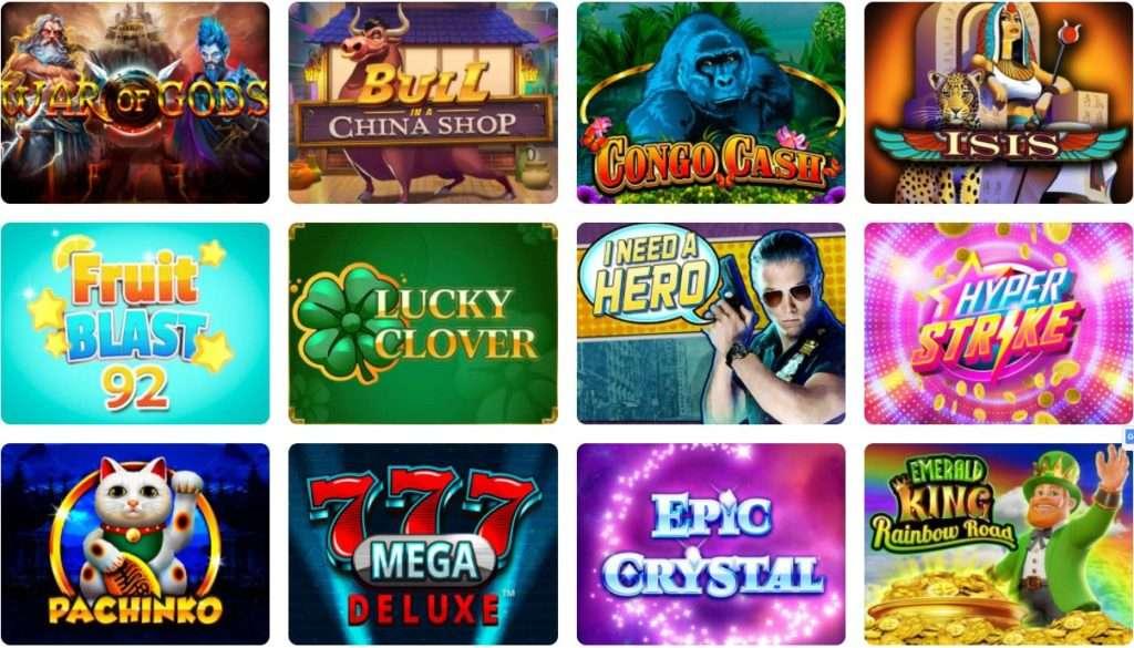 Regals Casino Review - Cashback Bonus 10% Weekly Cashback