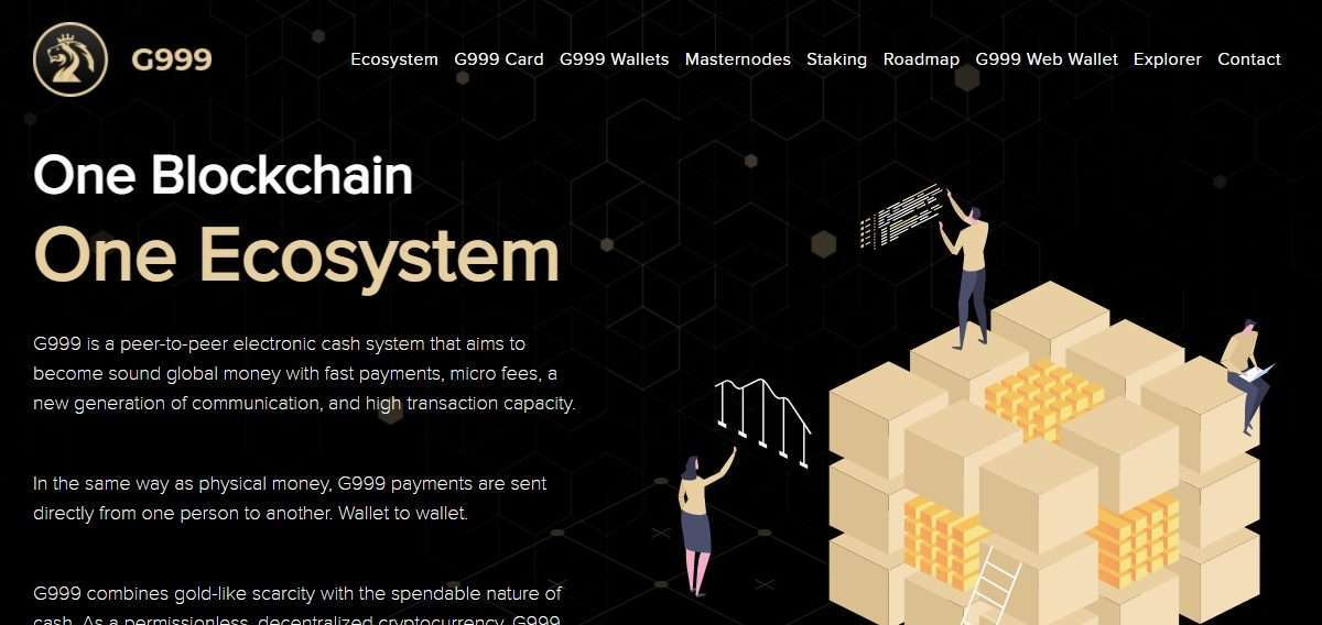 G999 Coin (G999) Review: Guide About G999 Coin
