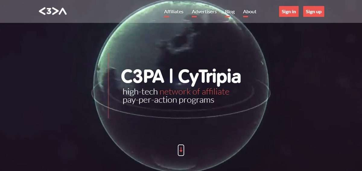 C3pa.net Affiliate Network Review: High-tech Network of Affiliate Pay-per-Action Programs