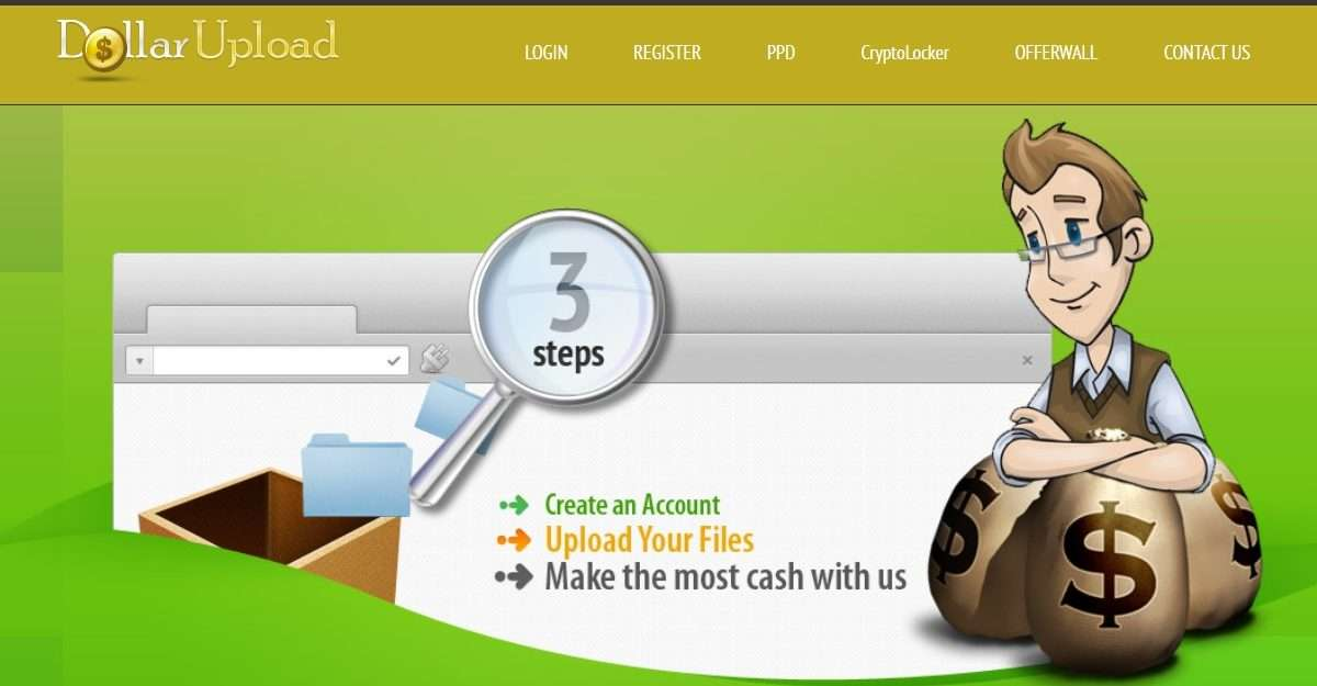 DollarUpload Affiliate Network Review: Join And Start Earning Today!