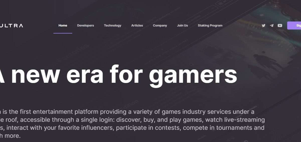 Ultra Ico Review : A New Era for Gamers
