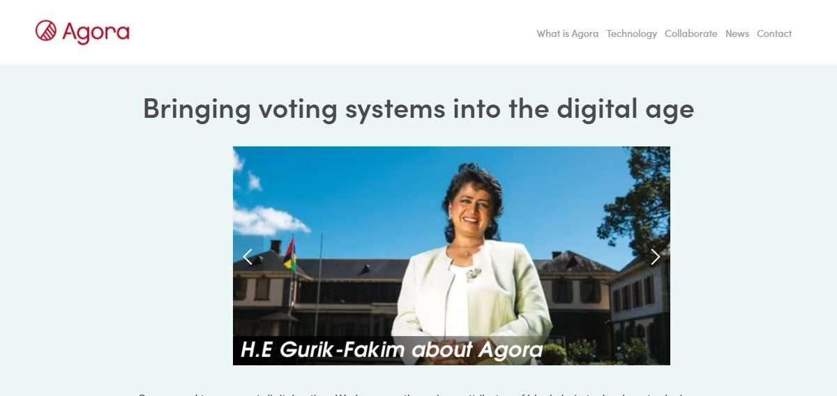 Agora Ico Review: Secure and Transparent Digital Voting