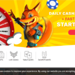 Crazy Fox Casino Review : Daily Cashback Up To 20% + Fast Cash out