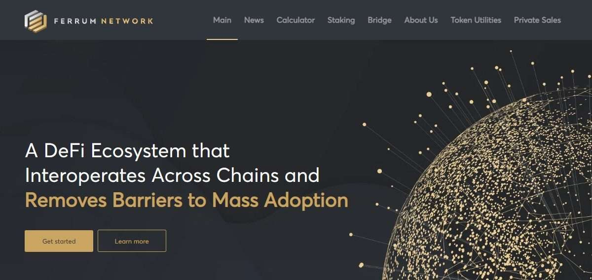 Ferrum Network Ico Review : Removes Barriers to Mass Adoption