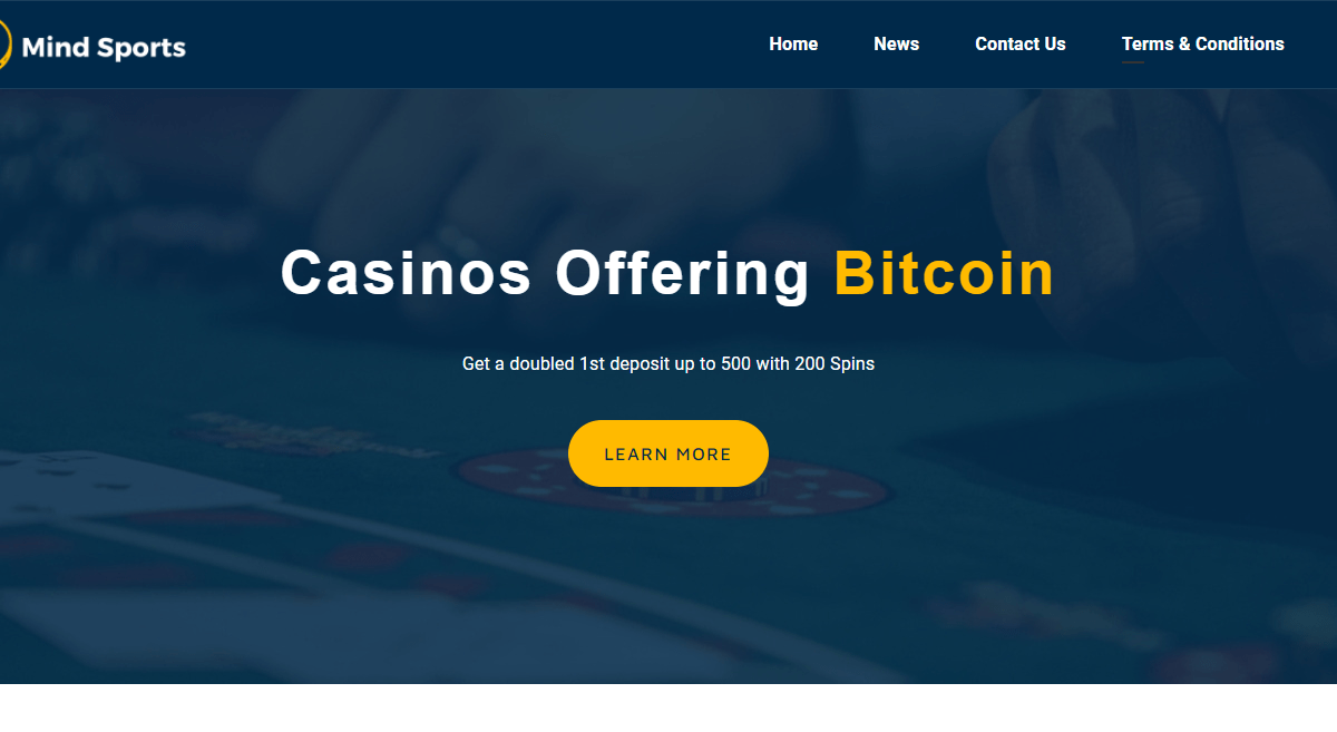 MindSports ICO Review : Get a doubled 1st deposit up to 500 with 200 Spins