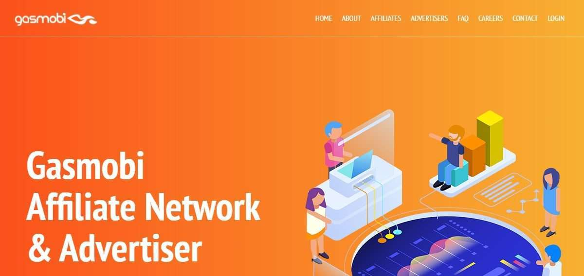 Gasmobi Affiliate Network Review: Experienced and Dedicated Managers Available 24/7