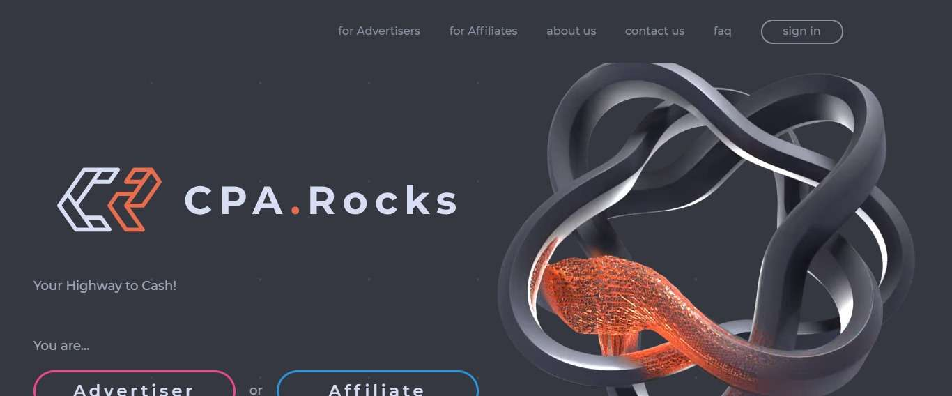 CPA.Rocks Network Advertising Review : Real-time quality Control
