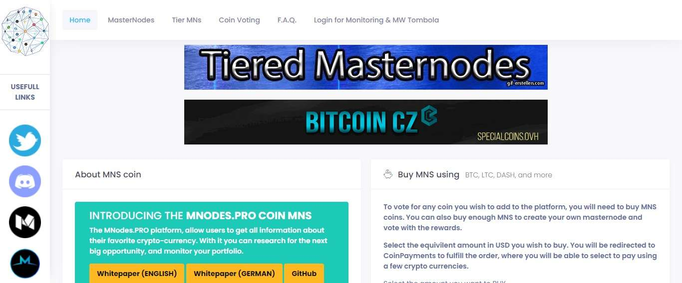 Mnodes Ico Review : Mnodes Become one of The Largest Coin