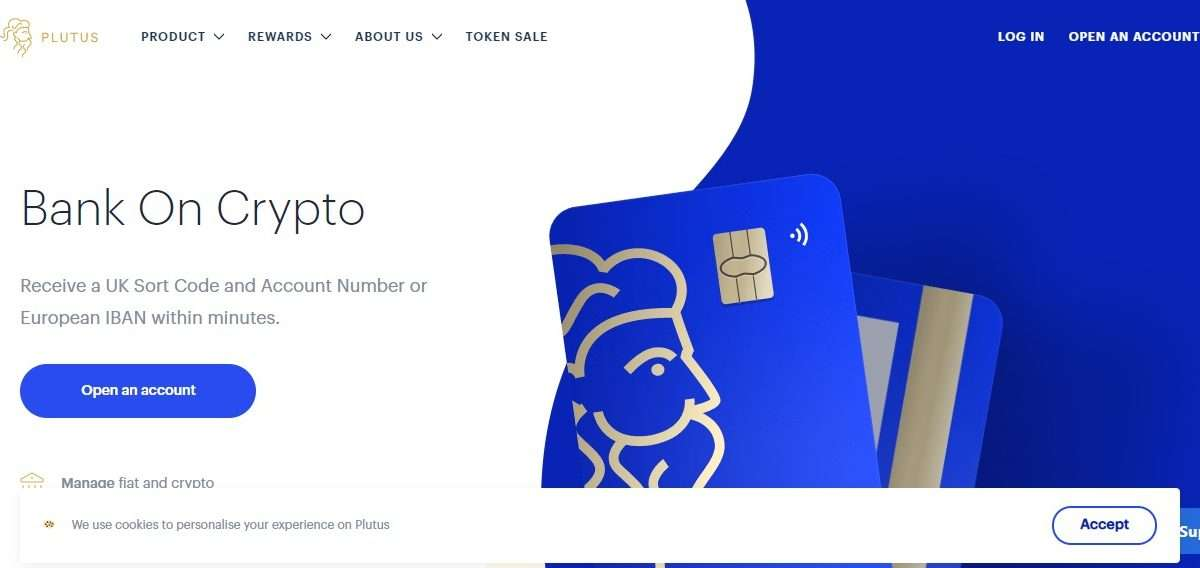 Plutus Ico Review - Get Earn Up To 3% crypto reward