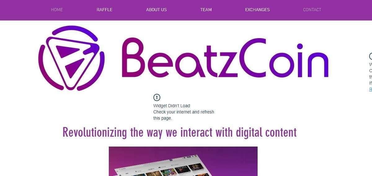 BeatzCoin Airdrop Review: More Than 20,000 SYS Coins